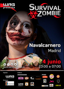 Survival Zombie, Navalcarnero